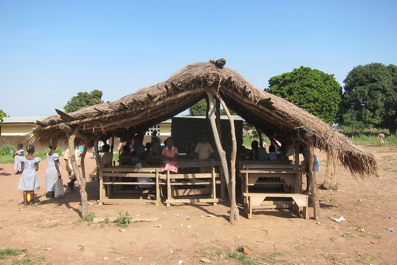 PROJET DE CONSTRUCTION D'UNE MAISON DES JEUNES EN CÔTE D'IVOIRE