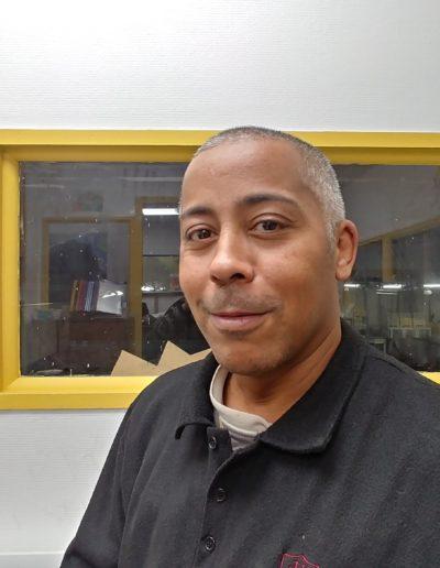 Pascal LOVAT Logisticien, Animateur de la Ressourcerie