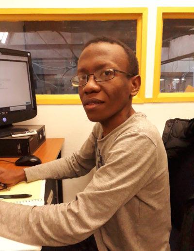 Day DAY RAMA Volontaire en SC appui à la communication