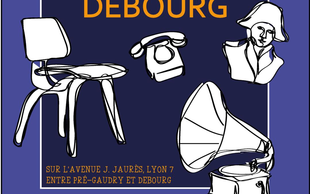 Brocante Debourg 3ème édition