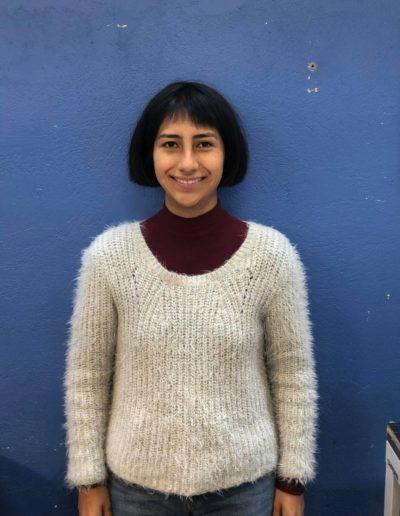 Victoria PALADINES, Volontaire en SC, Appui à la Ressourcerie